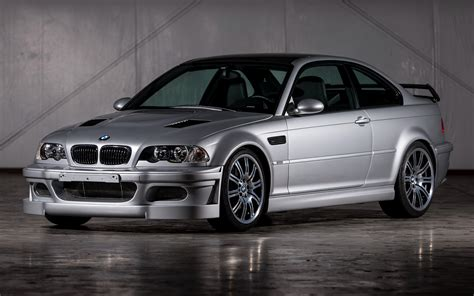 2001 BMW M3 GTR Coupe Road Version - Wallpapers and HD