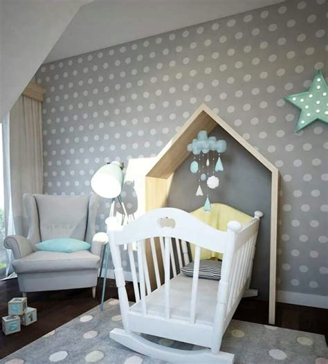 Pin by Magdalena on Baby room (With images)   Nursery