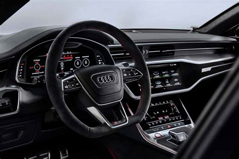 2020 Audi RS 7 Sportback First Drive Review   Digital Trends