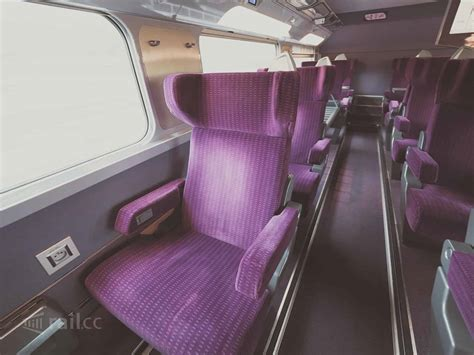 Paris to Frankfurt by TGV High-Speed-Train - Review of