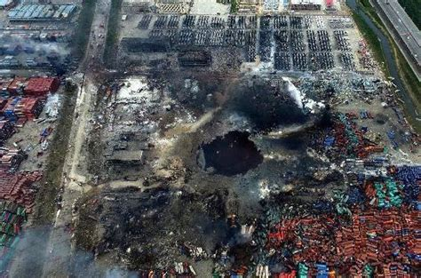 The Tianjin explosion: a tragedy of profit, corruption