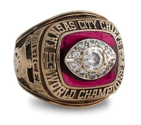 A Dozen Super Bowl and NFL Championship Rings Available at