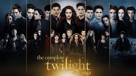 The Complete Twilight Saga Wallpapers   HD Wallpapers   ID