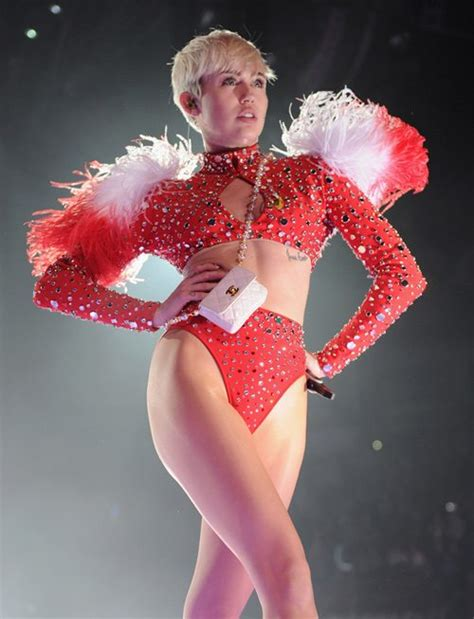 Girl can't help it: All of Miley Cyrus's crazy Bangerz