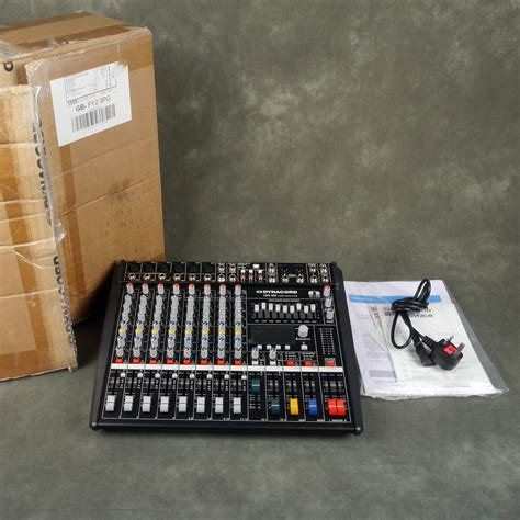 Dynacord 600-3 CMS 8-Channel Compact Mixing System w/Box