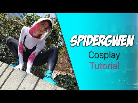 Spider-Gwen Cosplay by Alina Masquerade | Comic-Images