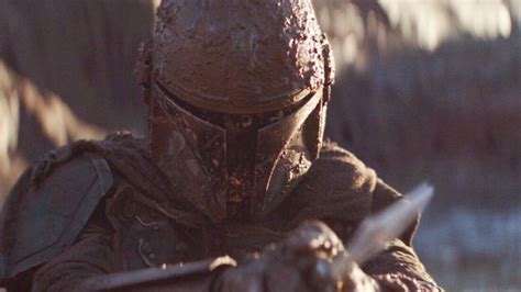 The ending of The Mandalorian episode two explained