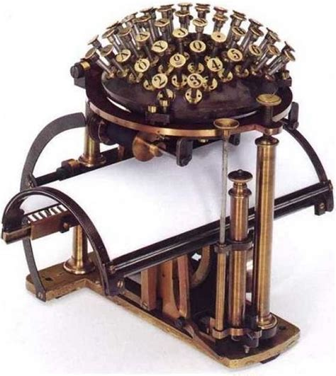 The Writing Ball: A Great Invention In 1870