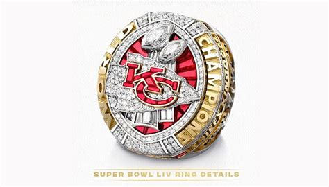 Heavy Lies the Crown: New Super Bowl Ring Has More than