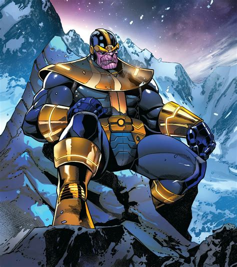Thanos (Comics) | Who's Who In Comic Book Movies Wikia