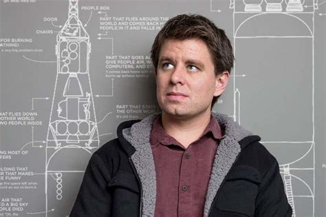 XKCD comic creator: Explaining complex things in simple