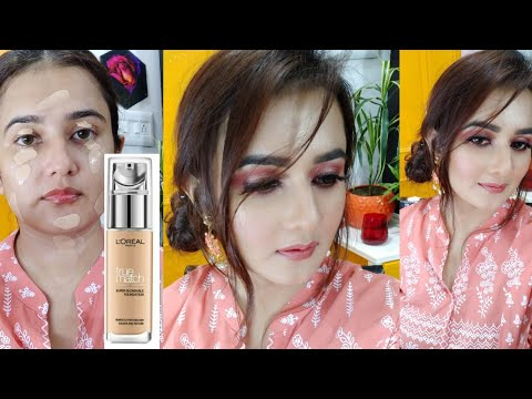 L'Oreal Paris Age Perfect Makeup Review and Competition (AD)
