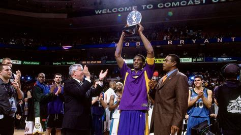 Legendary Moments in NBA History: Kobe Bryant claims first