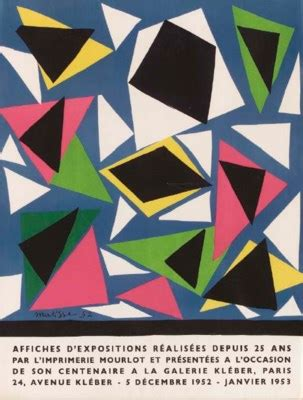 AFTER HENRI MATISSE , Poster for Exposition d'Affiches