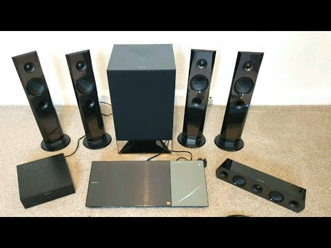 BDV-N7200W | Home Theatre | Sony IN