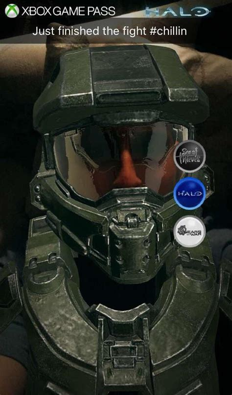 Loving this new filter : halo