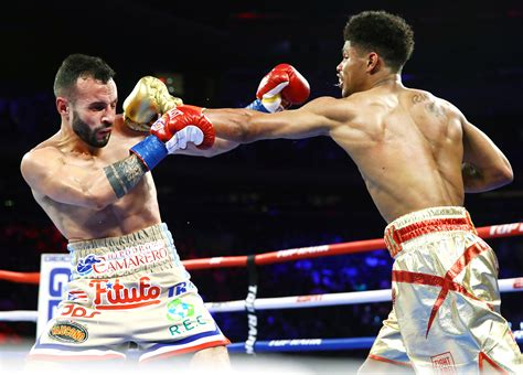 Shakur Stevenson goes ten for the first time, outboxes