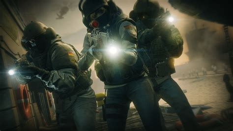 Here's a look at the Spectator Cam coming to Rainbow Six