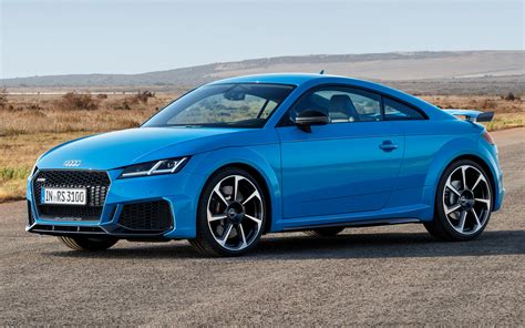 2019 Audi TT RS Coupe - Wallpapers and HD Images   Car Pixel