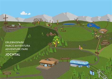 Family parks in the Rio Pusteria Ski & Holiday Area